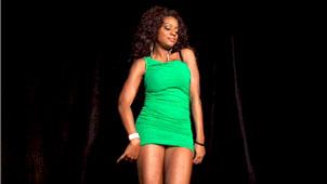 Rachel sexy dance
